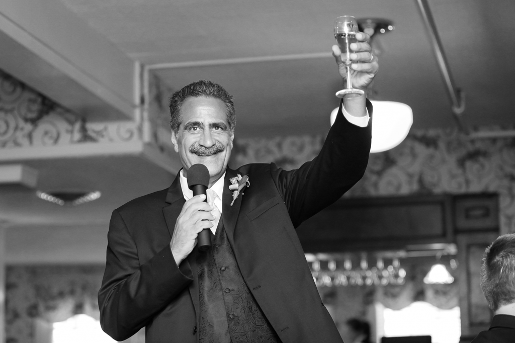 wedding toasts by father of the bride
